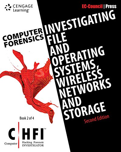 Preisvergleich Produktbild Computer Forensics: Investigating File and Operating Systems,  Wireless Networks,  and Storage (Chfi),  2nd Edition (Computer Hacking Forensic Investigator,  Band 2)