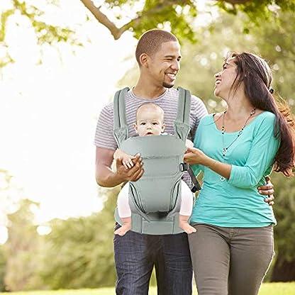 51z86s03UWL. SS416  - Hommie Cambiador Portatil Plegable para Bebe Impermeable Cambiar de Pañales o Ropa al Bebé y 4 Pcs Ganchos Carrito Bebé, Apoyo hasta 20KG para Bolsas de la Compra