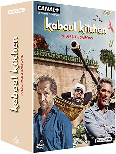 Coffret kaboul kitchen, saisons 1 à 3 [FR Import] - Kaboul Kitchen