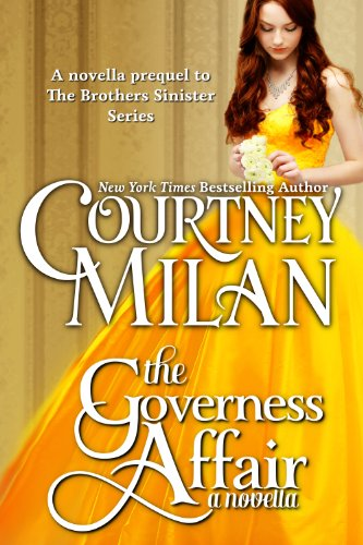 The Governess Affair (The Brothers Sinister) (English Edition) - Milan-bank