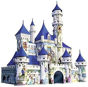 Ravensburger 12587 Disney Castle 216pc 3D Jigsaw Puzzle