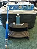 Pool & Spa Vac Hot Tub Spa Pool Vacuum
