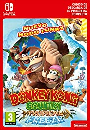 Donkey Kong Country: Tropical Freeze | Switch-Download Code