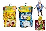 Nalu Beach Company Serviette poncho à capuche pour enfant en 100% 61x122cm