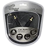 Audiopipe CPP10 24kt Gold Plated Interconnect Cable