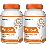 HealthViva Omega 3 Fish Oil (EPA & DHA) ...