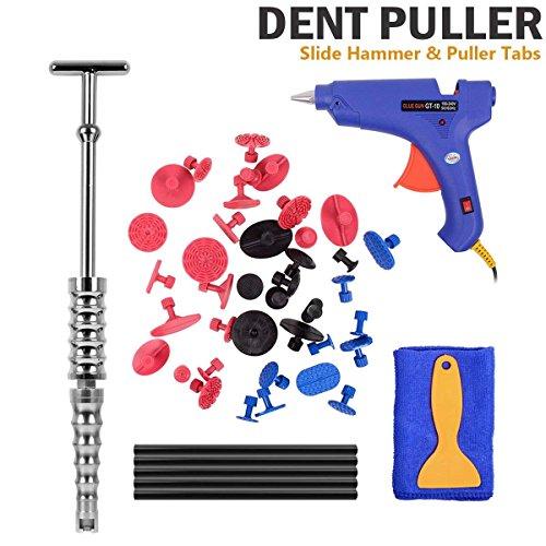 WHDZ Herramientas Reparación Abolladuras Coche Dent