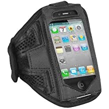 SODIAL(TM) Brazalete Deportivo para iPhone 4, 4G, 3GS, 3G, iPod Touch