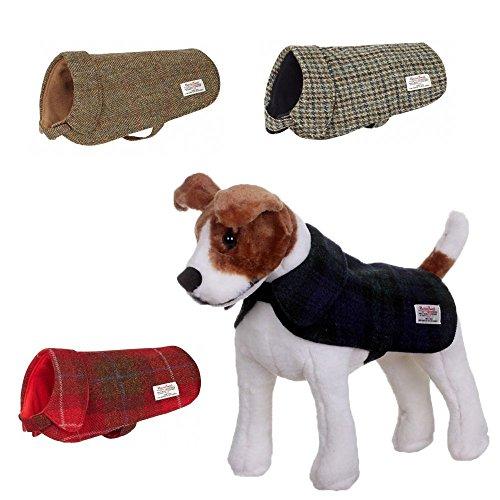 Tweed Dog Coats for Sale - Buy Harris Tweed Dog Coats & Dog Jackets