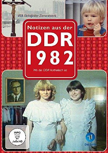 DDR 1982: Wo die DDR katholisch ist