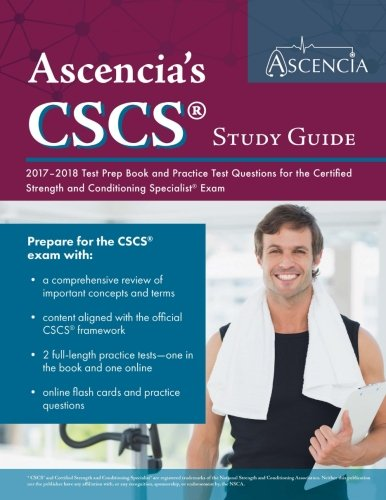 PDF] Download CSCS Study Guide 2017-2018: Test Prep Book and