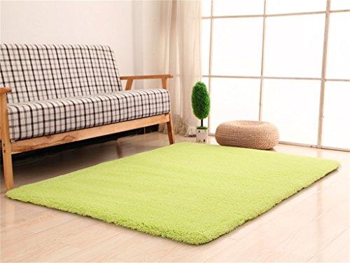 Pride S Tapis de salon moderne simple Chambre à coucher Table basse Tapis Maison Tapis de chevet Matelas, # 1, 80 × 160cm