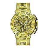Invicta Men's Subaqua Gold-Tone Steel Bracelet & Case Swiss Quartz Watch 26632