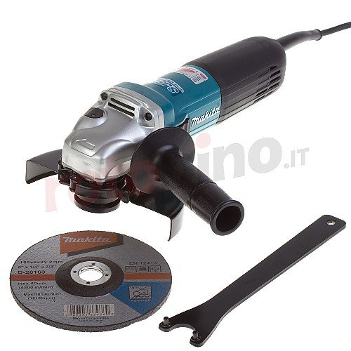 MAKITA GA6040C - MINI-AMOLADORA 150 MM 1400W