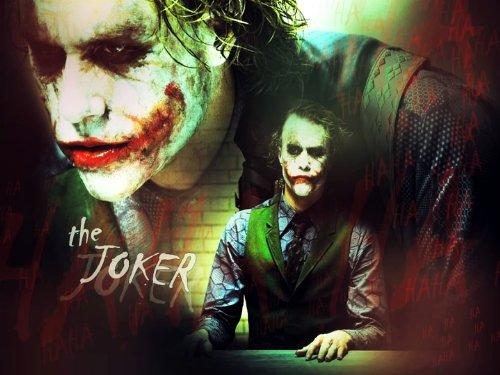 Von Canvas35Batman The Joker Heath Ledger Comic Film 48(Erstaunliche Qualität Dick Kiefer) 76,2x 50,8cm Umwerfende Galerie Gerahmter Kunstdruck Bild Poster, aufhängfertig, Leinwand, mehrfarbige, - Film-kunst-galerie