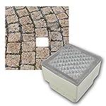 Die LED Einbauleuchte ist eine praktische Orientierungshilfe in der Zufahrt zum Haus oder auf dem Hof. Durch das Pflasterstein-Design fügt sie sich harmonisch in das Umfeld ein und mit der praktischen Einbauhülse lässt sich der Bodenstrahler sehr ein...