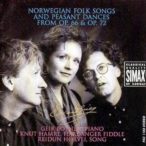 Norwegian folk songs