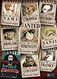 Haksan One Piece New Wanted Collection - Puzzle da 500 Pezzi