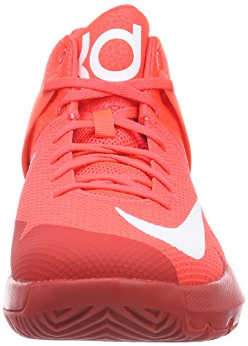 Nike Kd Trey 5 Iv, Chaussures de Basketball Homme Rouge (Bright Criimson/White-University Red-M)
