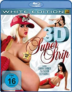 Super Strip 3D - White Edition [Blu-ray]