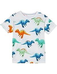 Blue Zoo Bz1 Aop Multi Dino Ss Tee