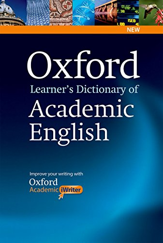 Oxford Learner's Dictionary For Academic English