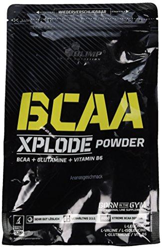 Olimp BCAA XPlode, Orange, 500 g