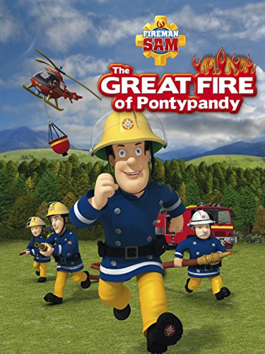 Image of Fireman Sam: The Great Fire of Pontypandy