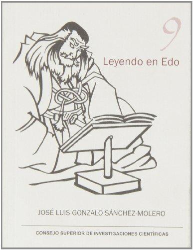 Leyendo en Edo: Breve guía sobre el libro antiguo japonés (Serie 23 de abril) por José Luis Gonzalo Sánchez-Molero