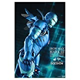Avengers – Figurine Iron Man Mark III STEALTH mode version, 2015 Exclusive (Hot ...