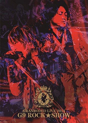 Preisvergleich Produktbild Granrodeo - Granrodeo Live 2014 G9 Rock Show DVD (3DVDs) [Japan DVD] LABM-7156