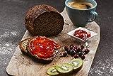 Kraftpaket CarbFree Lowcarb | mit Quark und Leinsaat | Sieht aus wie Brot, schmeckt wie Brot, ist kein Brot