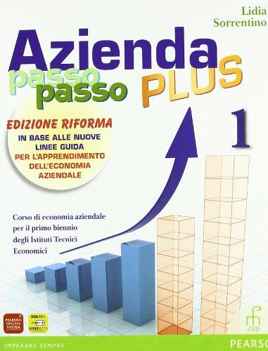 Azienda passo passo plus. Ediz. riforma. Per gli Ist. professionali: 1