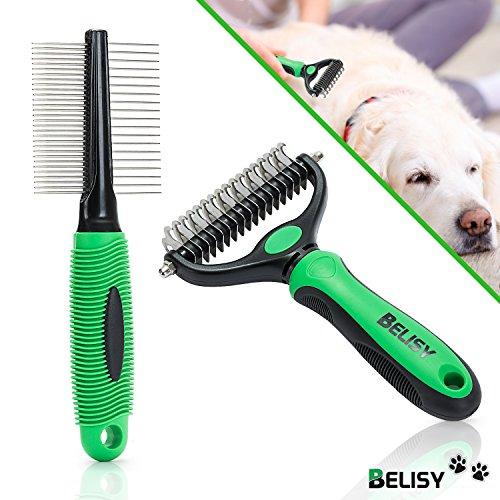 belisy-hundebursten-katzenbursten-set-leichtes-entfernen-von-unterwolle-verfilzungen-mit-hunde-kamm-