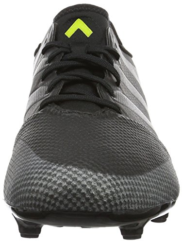 adidas Ace 16.3 Primemesh, Scarpe da Calcio Uomo Nero (Core Black/Solar Yellow)