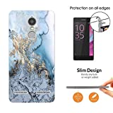 003228 - Fun Bloggers Marble Effect Design Lenovo K6/K6