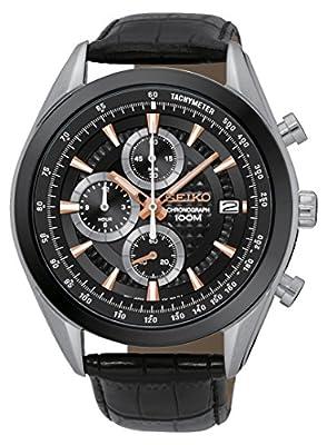 Seiko Reloj de cuarzo Man SSB183P1 45 mm de Seiko