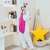 Pyjamas Kinder Erwachsene Einhorn E...