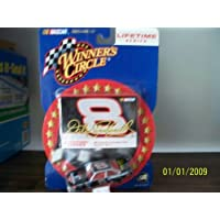 2001 . . . Winner's Circle . . . Dale Earnhardt Jr. #8 GM Goodwrench Performance part Chevy Nova 1/64 Diecast . . . Lifetime Series . . . Includes Collector's Card