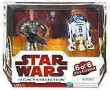 Star Wars Geonosis Arena R2-D2 & C-3PO