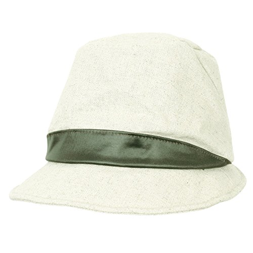 ililily-Sommerkleidung-Fedora-Strohhut-klassischer-Stil-Hut