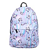 Best Moolecole Backpacks For Teen Girls - Moolecole Casual Oxford Cloth School Backpack Lightweight Shoulder Review