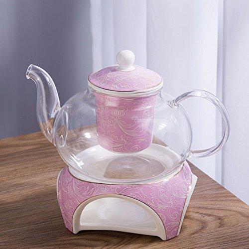 zjm-taza-y-plato-de-ceramica-set-tetera-vidrio-ceramico-juego-de-terosa