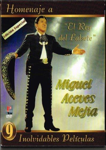 MIGUEL ACEVES MEJIA [9 PELICULAS] EL ASESINO ENMASCARADO & TU Y LAS NUBES & CARTAS A EUFEMIA & VIVA QUIEN SABE QUERER & ECHAME A MI LA CULPA & AMOR SE DICE CANTANDO & QUE ME TOQUEN LAS GOLONDRINAS & CAMELIA & ROGACIANO EL HUAPANGUERO. (Asesinos Peliculas De)