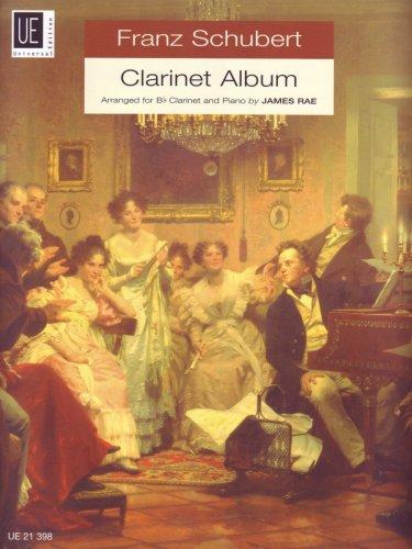 Clarinet Album: Die schönsten Schubert-...