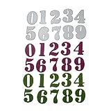 FNKDOR Fustelle per Scrapbooking Fustella Fustellatrice Stencil per carta DIY Album Foto Metallo Embossing Cutting Dies, Accessori per Big Shot e altre macchina (A)