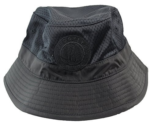 Mitchell & Ness Tonal Jersey Mesh Bucket Brooklyn Nets