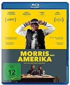 Morris aus Amerika (Blu-ray)