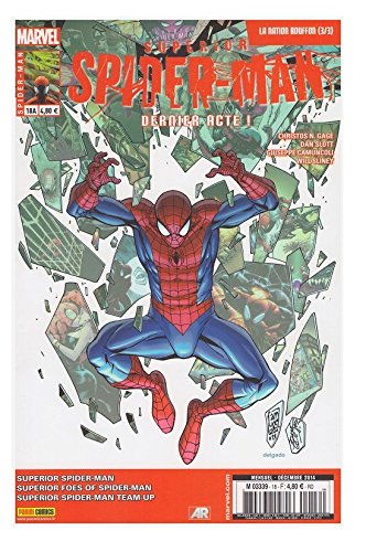 The Superior Spider-Man, Tome 18 : La nation bouffon 3/3