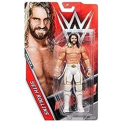 WWE Serie Basic 68.5 Action Figure - Seth Rollins 'Bianco Abito'